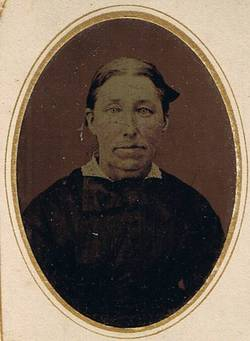 Martha Ann <i>Thomas</i> McFatridge