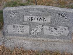 Eleanor F Brown