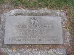 Jack C Brown
