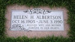 Helen Harytella <i>Fortune</i> Albertson