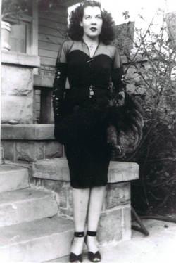 Esther Elizabeth Momo <i>Curtiss Fitzpatrick</i> Tinsman