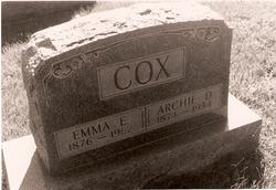 Emma Eliza <i>Mock</i> Cox