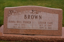 Flora Belle <i>Stoker</i> Brown
