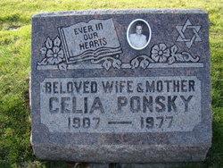 Celia <i>Zimmerman</i> Ponsky