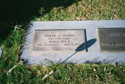 Elmer Gerald Harms