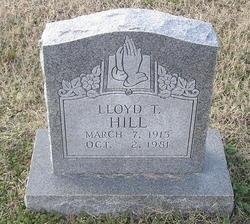 Lloyd T. Hill