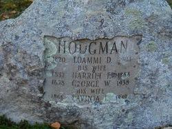 Harriet Francina <i>Blood</i> Hodgman