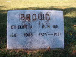 Dr A H Brown