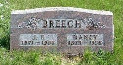 Nancy Ellen <i>Agee</i> Breech