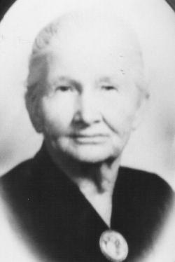 Emma Lillian <i>Fulford</i> Evans