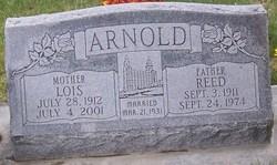 Lois <i>Harrison</i> Arnold