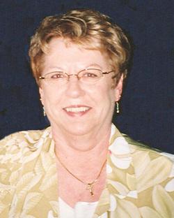 Geraldine M. <i>(Bauer)</i> Bergman