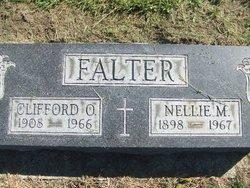 Nellie M <i>Van Sickle</i> Falter