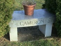 Mary <i>Horan</i> Cameron