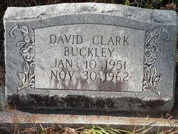 David Clark Buckley