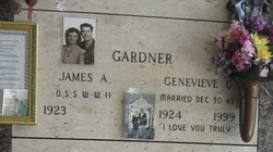 Genevieve Gertrude <i>Brudecki</i> Gardner