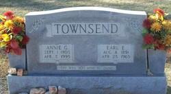 Earl Elsie Townsend