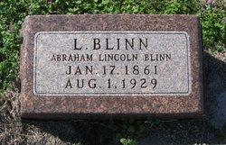 Abraham Lincoln Blinn