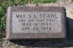 Lora Lois <i>Blinn</i> Stahl
