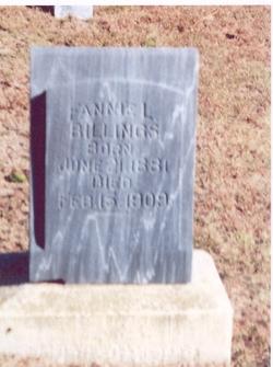 Annie L Billings