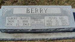Elbert Travis Berry