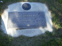 Jay Conrad Boss