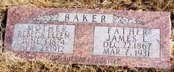 Rebeca Ellen Baker