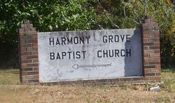 Harmony Grove Baptist Church Cemetery