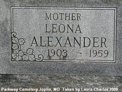 Leona Alexander