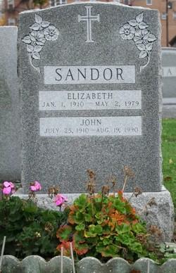 Elizabeth <i>Pal</i> Sandor
