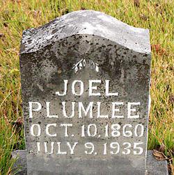 Joel Plumlee
