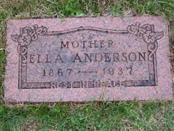 Ella (Elna) <i>Martinsson</i> Anderson