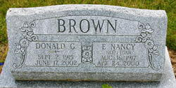 E Nancy <i>Fegan</i> Brown