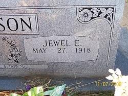 Jewel Eunice <i>Lane</i> Anderson