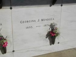 Georgina <i>Joaquin</i> Mendoza