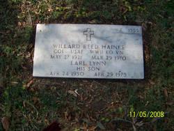 Earl Lynn Haines