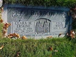 Clara Marie <i>Erskine</i> Barrow