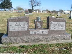 William Marcus Barbee