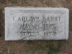 Capt Carl William Bahrt