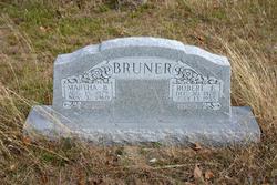 Martha Bell <i>Harris</i> Bruner