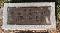 Charlie Milton Little Wildes