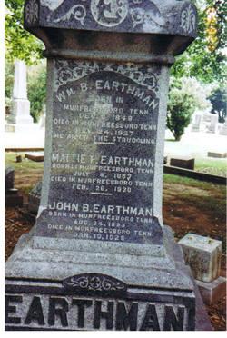 William Butler Earthman