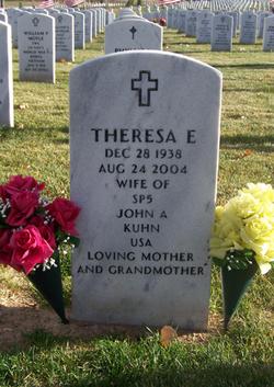 Theresa E Kuhn