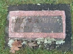 Lyle Wesley Ashford