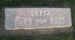 Ruby Ester <i>Allen</i> Coop