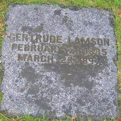Gertrude Lamson