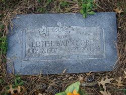 Edith <i>Campbell</i> Barncord