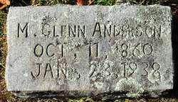 M. Glenn Anderson