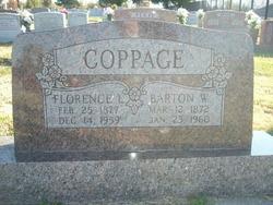 Florence L. <i>Wardly</i> Coppage