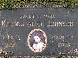 Kendra Alice Johnson